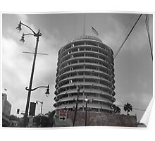 Capitol Records  Poster