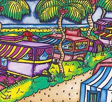 C'vanin' - Summer Holidays by Melanie Baverstock