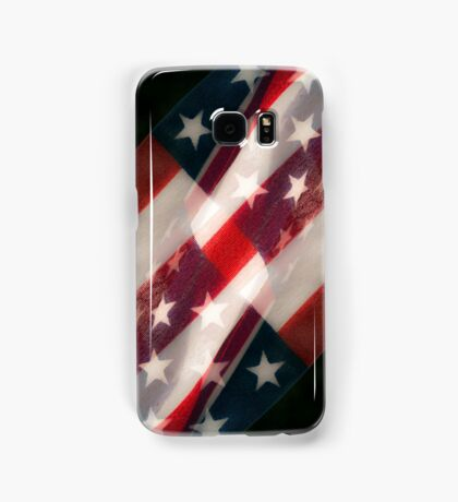 Stars And Stripes Samsung Galaxy Case/Skin
