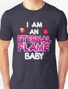 Eternal Flame Design T-Shirt