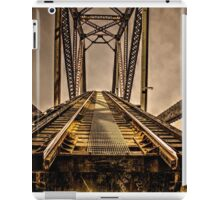 Train bridge,train iPad Case/Skin