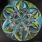 Mandala by Karin Zeller