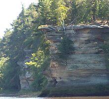 Majestic Dells-Wisconsin Dells by Swan Diaz
