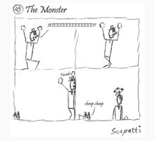 The Monster by Scapetti