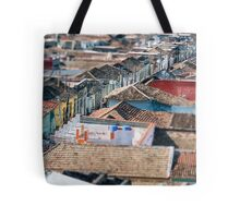Cross town  Tote Bag