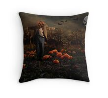All Hallows Throw Pillow