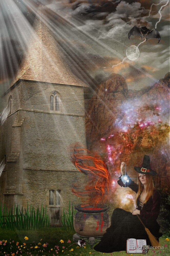Mystikal Night by michellerena