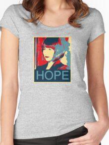 HOPE VAN DYNE Women's Fitted Scoop T-Shirt