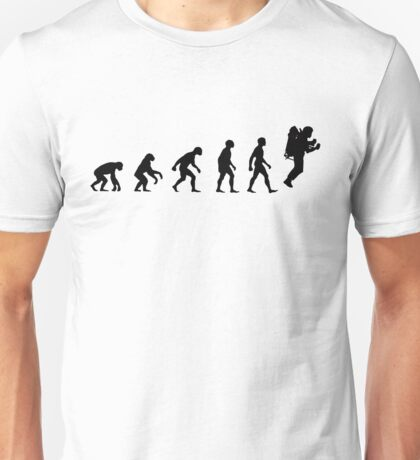 JETPACK EVOLUTION  Unisex T-Shirt