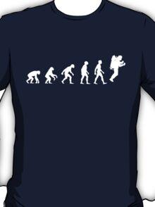JETPACK EVOLUTION wht T-Shirt