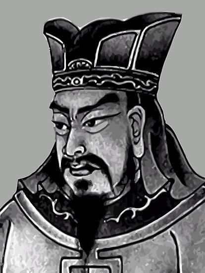 Sun Tzu by warishellstore