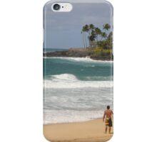 north shore iPhone Case/Skin