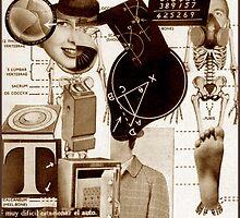 Dada Shoppers. by Andy Nawroski