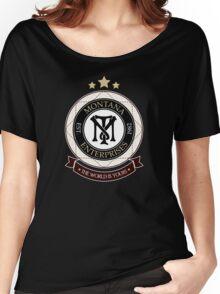 Montana Enterprises Co Women's Relaxed Fit T-Shirt
