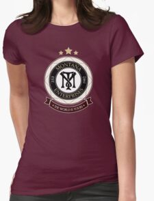 Montana Enterprises Co Womens Fitted T-Shirt
