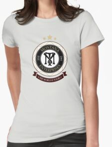 Montana Enterprises Co Womens Fitted T-Shirt