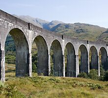 Glenfinnan Viaduct by audhudson
