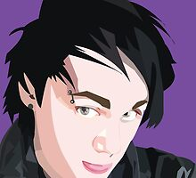 Michael Clifford by SarahBethM601