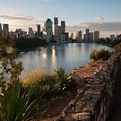 Shiny Brisbane by Pedro Barradas