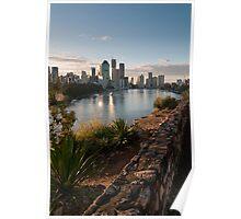 Shiny Brisbane Poster