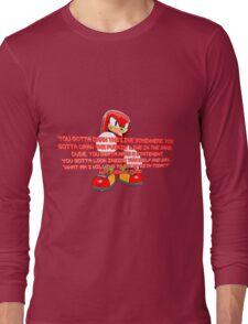 Ave Knuckria Long Sleeve T-Shirt