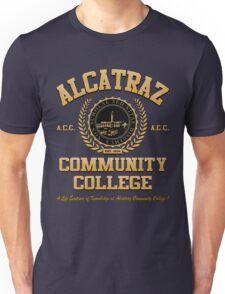 ALCATRAZ COMMUNITY COLLEGE Unisex T-Shirt