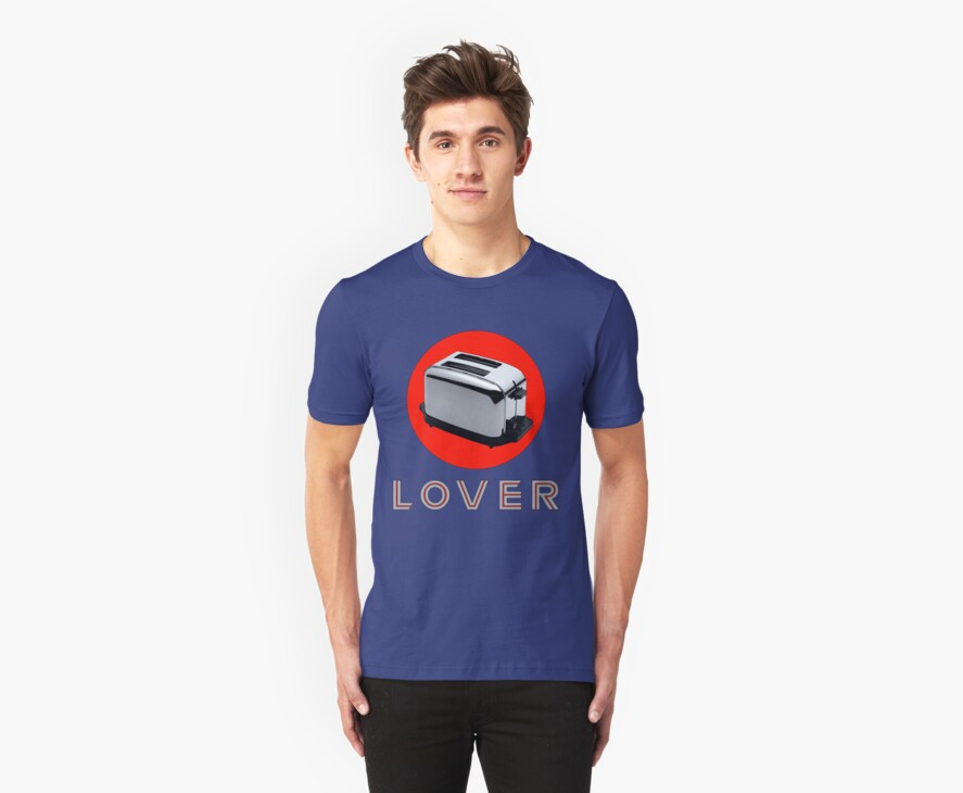 TOASTER LOVER by GUS3141592