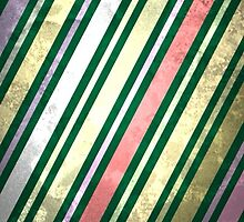 Grunge Stripes (Thick) by Bezio