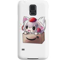 Momiji in a box Samsung Galaxy Case/Skin