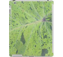 Lost in the Greenery iPad Case/Skin