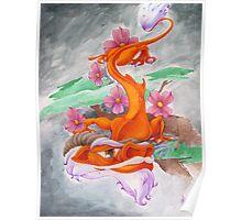 kovach's dragon Poster