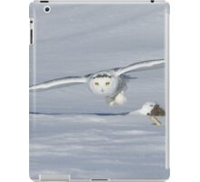 The intent is clear iPad Case/Skin