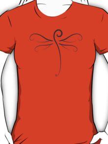 Swirly Dragonfly Tee T-Shirt