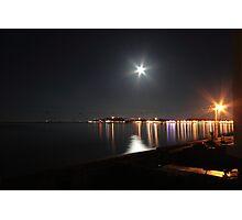 May Full moon Photographic Print