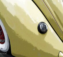 Classic Car 158 by Joanne Mariol