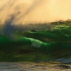 Liquid Emerald by Anton Gorlin