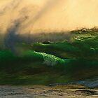 Liquid Emerald by Anton Gorlin