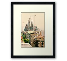 Anthony, you are a genius! Framed Print