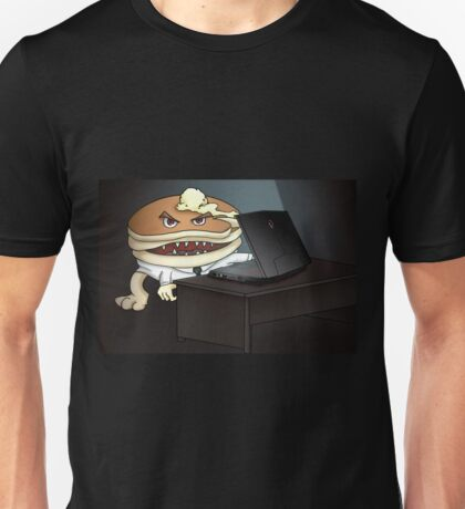 Angry Flapjack Unisex T-Shirt