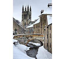 Helmsley Winter  Photographic Print