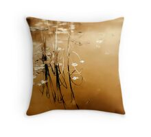 The Art Of Water Throw Pillow