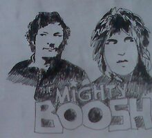 The Mighty Boosh by Stephiee