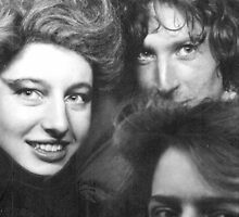 Photobooth Early 80's by Elorac