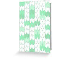 Maple Towers - Spring Greeting Card
