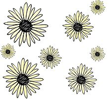 Daisy Daisy by Distantjourney