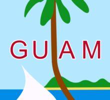 Seal of Guam  Sticker