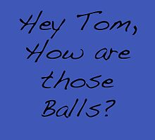 Tom Balls Blue by TWCreation