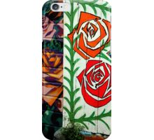 A Rose Is A Rose Is... iPhone Case/Skin