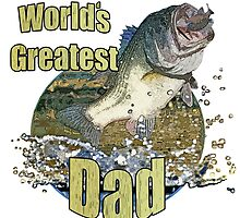 Worlds greatest dad by saltypro