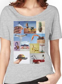What? Women's Relaxed Fit T-Shirt